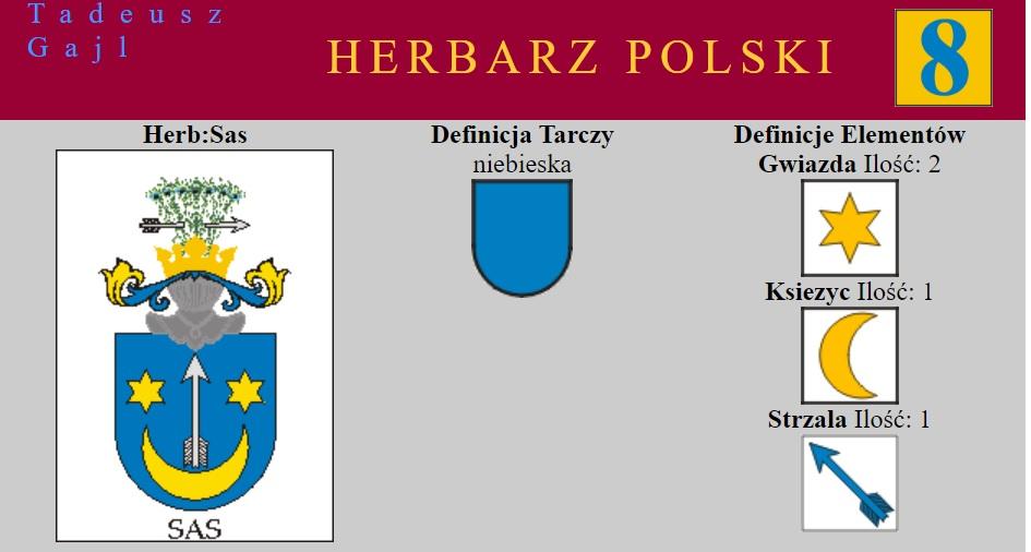 Herbiarz Tadeusz Gail